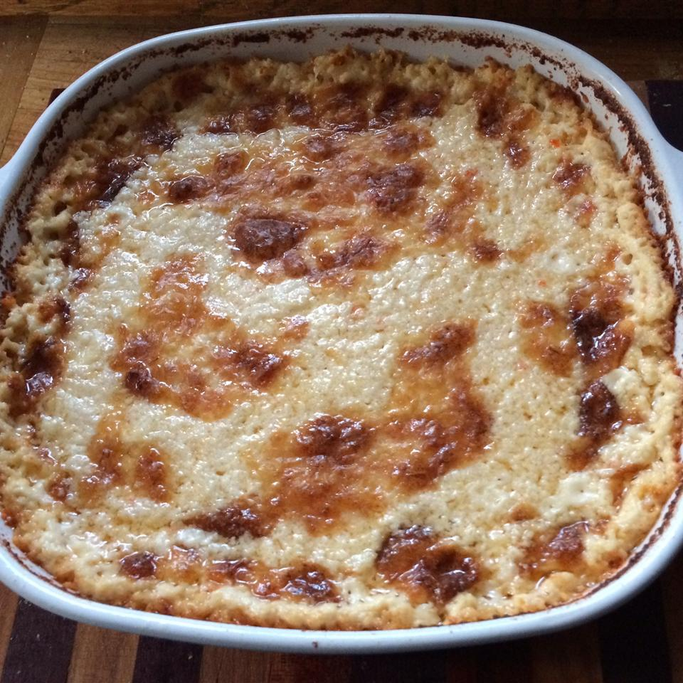 Warm Crab Parmesan Dip