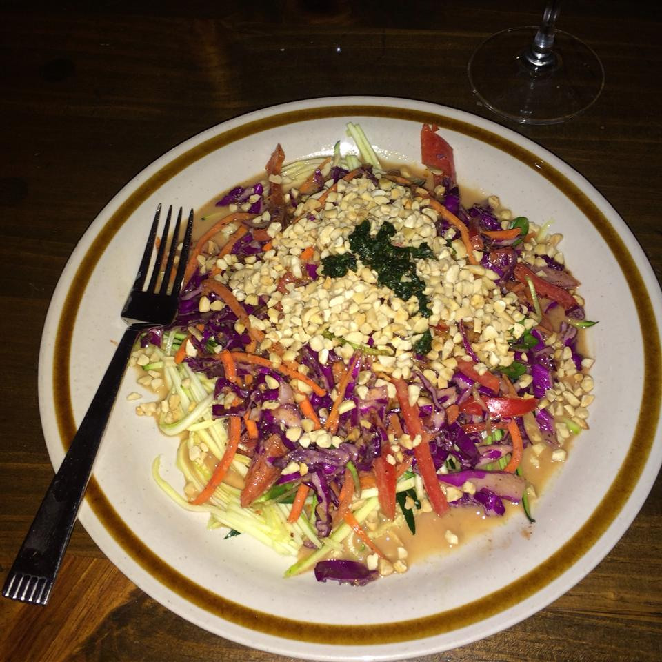Raw Pad Thai Kira Rose