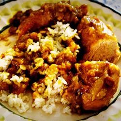 Chicken and Apple Curry