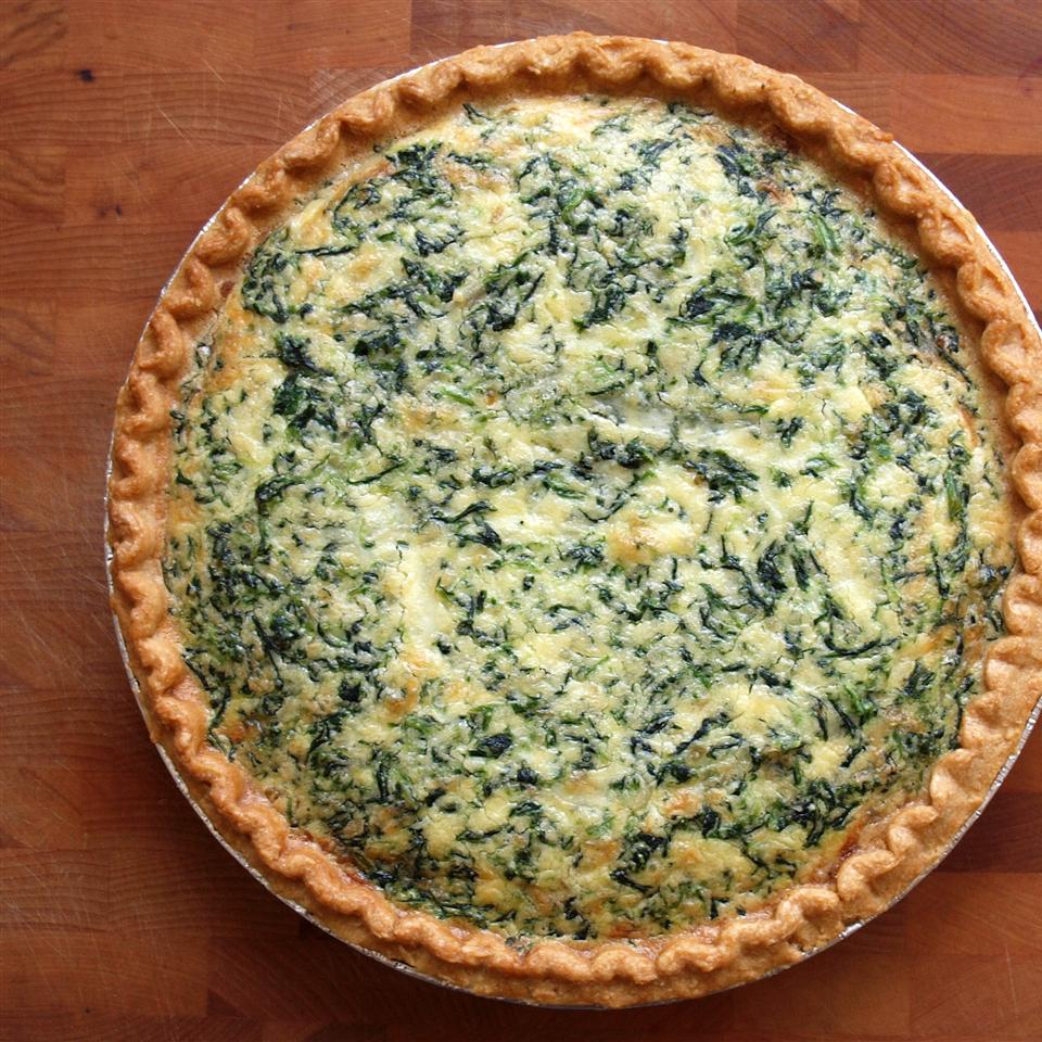 Quick Spinach Quiche Recipe Allrecipes