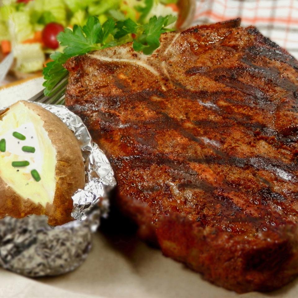Rock's T-Bone Steaks Recipe | Allrecipes