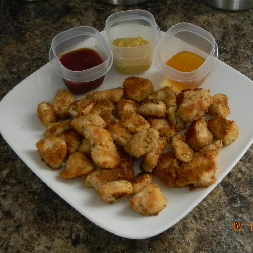 Baked Chicken Nuggets Vick Chick
