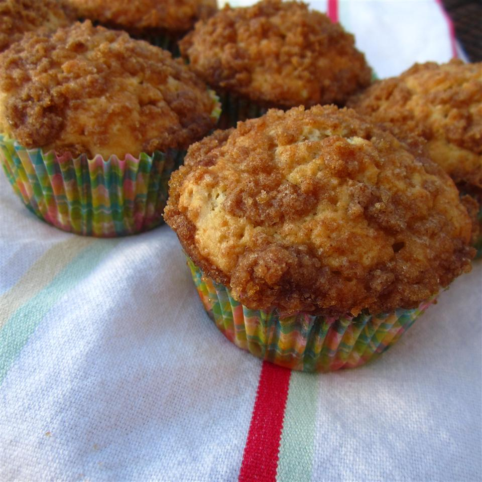 Brown Sugar Instant Oatmeal Muffins