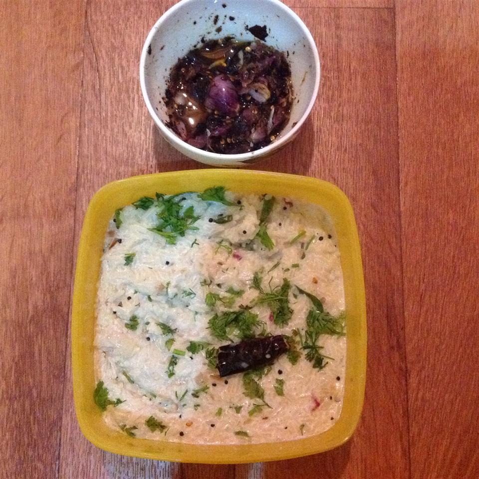 Yummy Curd Rice image