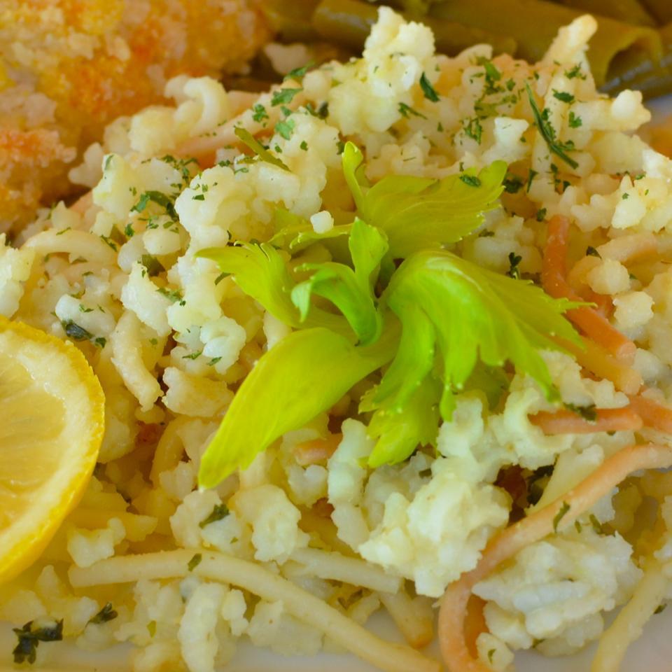 A Homemade San Francisco Treat: Chicken Vermicelli Rice Lela