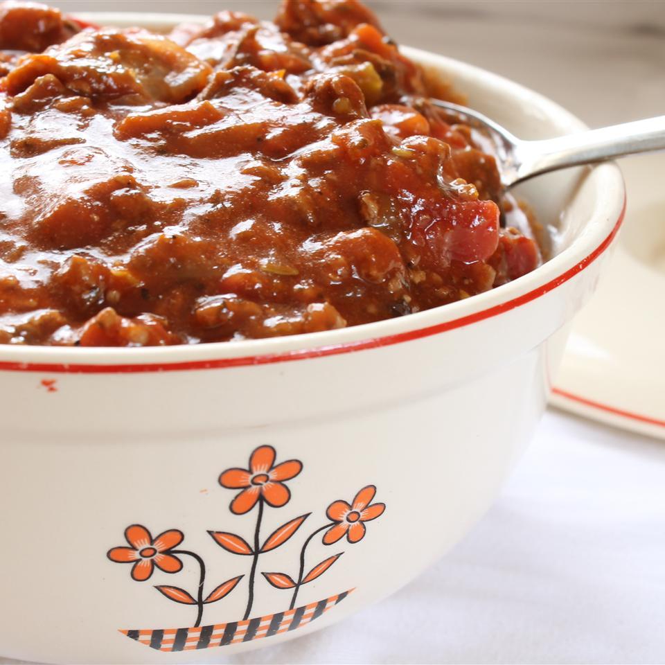 Bobbie's Spaghetti Sauce