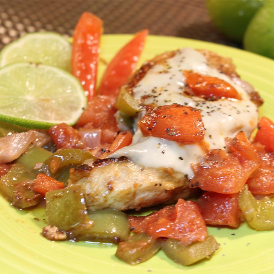 Tomato-Lime Chicken