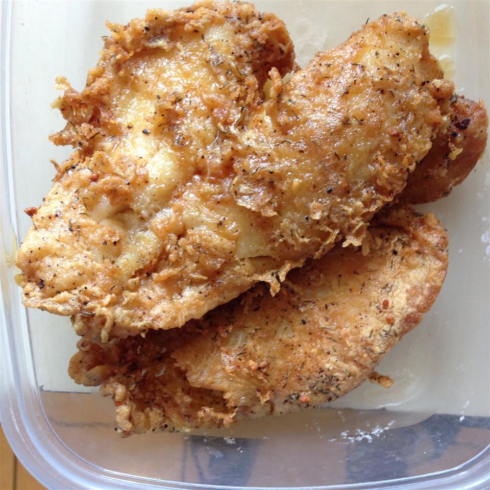 Marinated Fried Fish