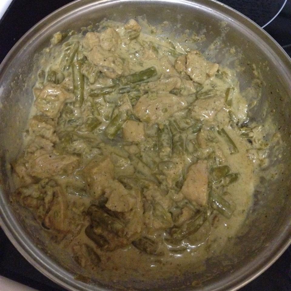 Divine Chicken with Green Beans WendyCruz