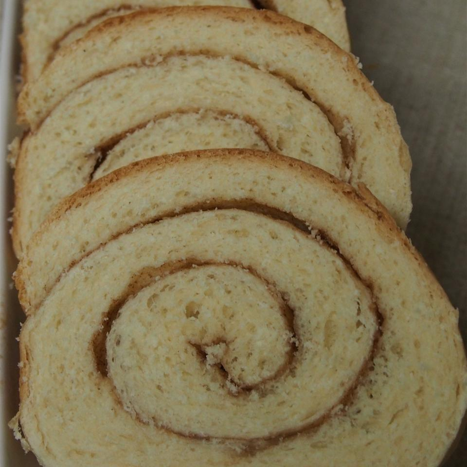 Kalacs (Hungarian Cinnamon Swirl Bread) TARAID