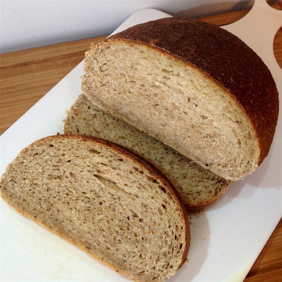 Real NY Jewish Rye Bread_image