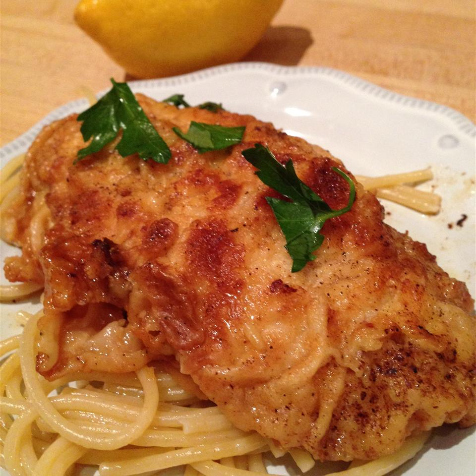 Famous Chicken Francaise Loves2Cook