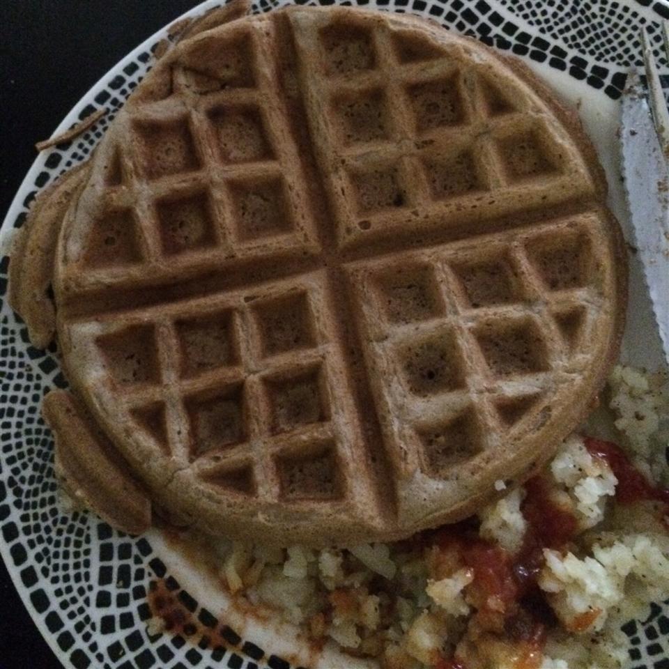 Chocolate Waffles II Jessica Eymann