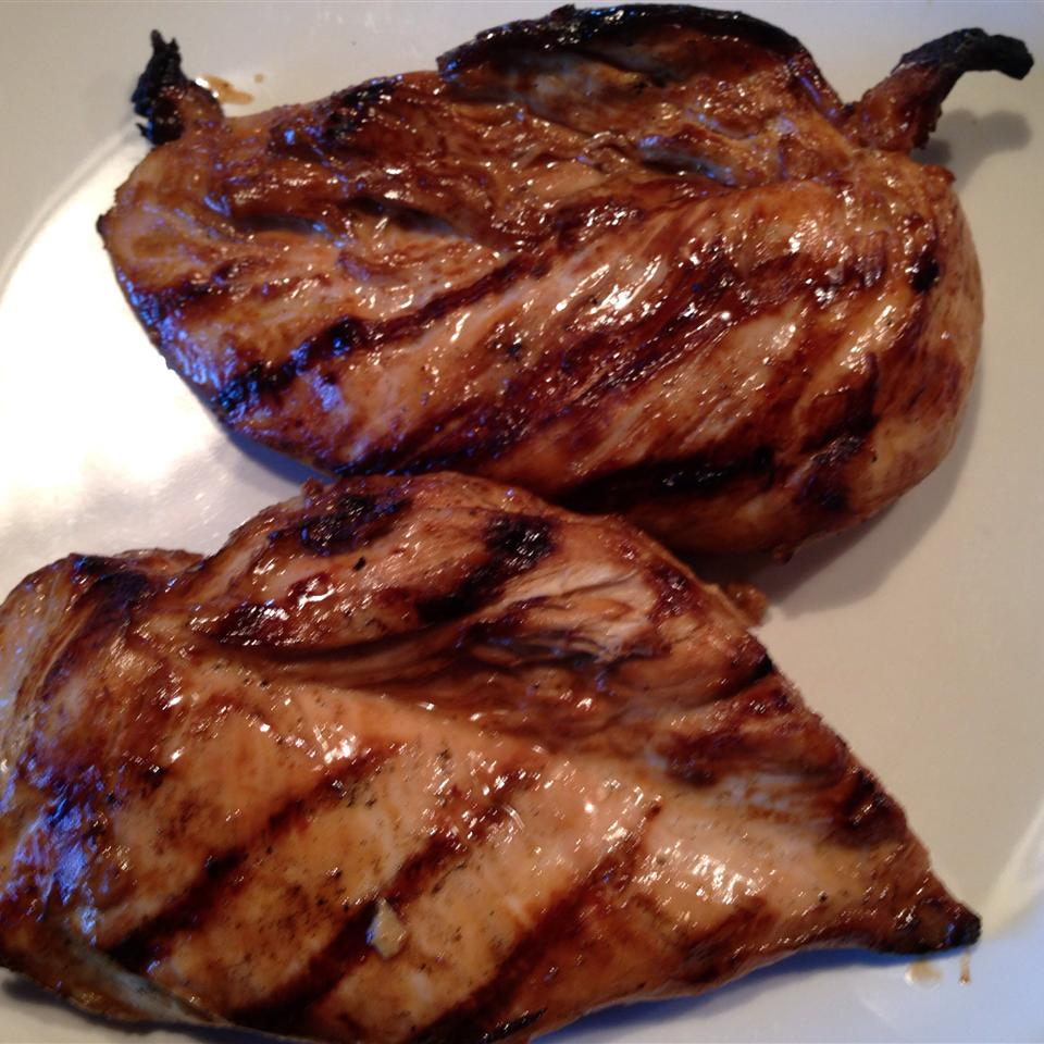 Perfect Marinated Chicken Breasts