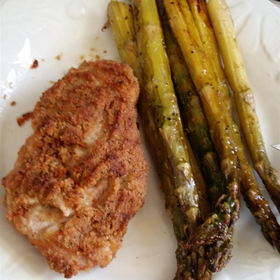 Horseradish Pork Chops Cynthia