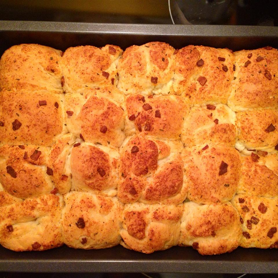 Savory Bubble Bread ecargeiram
