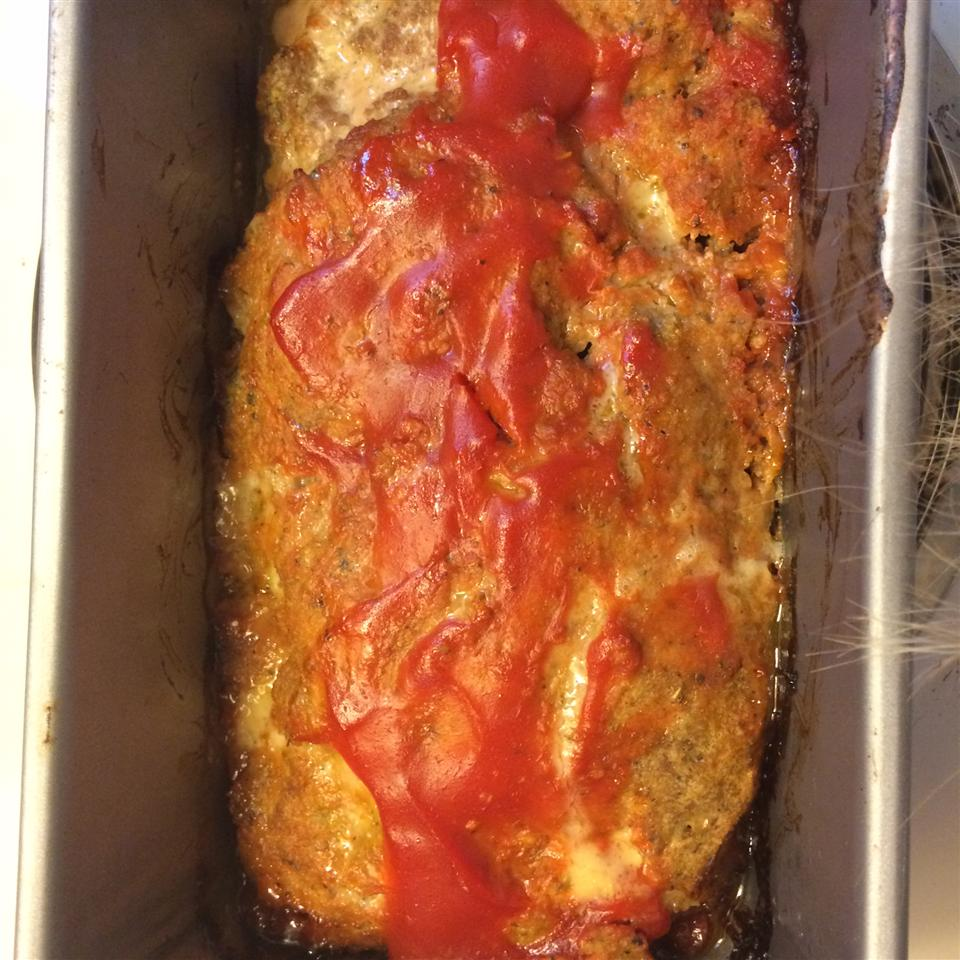 Italian Style Turkey Meatloaf Recipe   Allrecipes