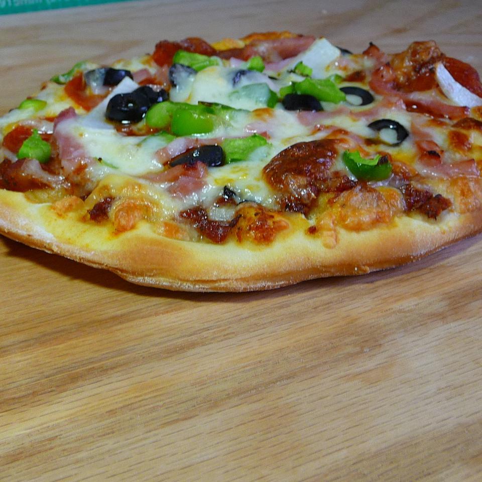 New York Italian Pizza Dough - Printer Friendly