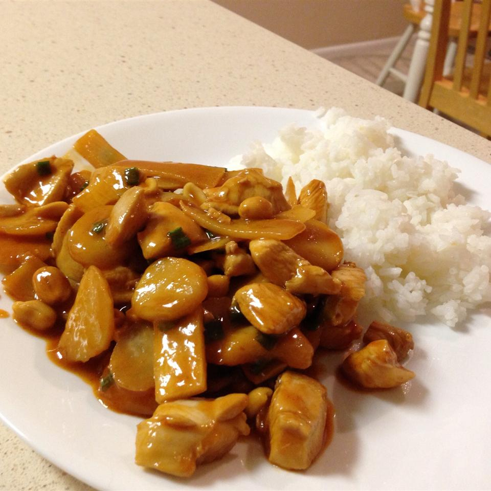 Kung Pao Chicken Robert D.