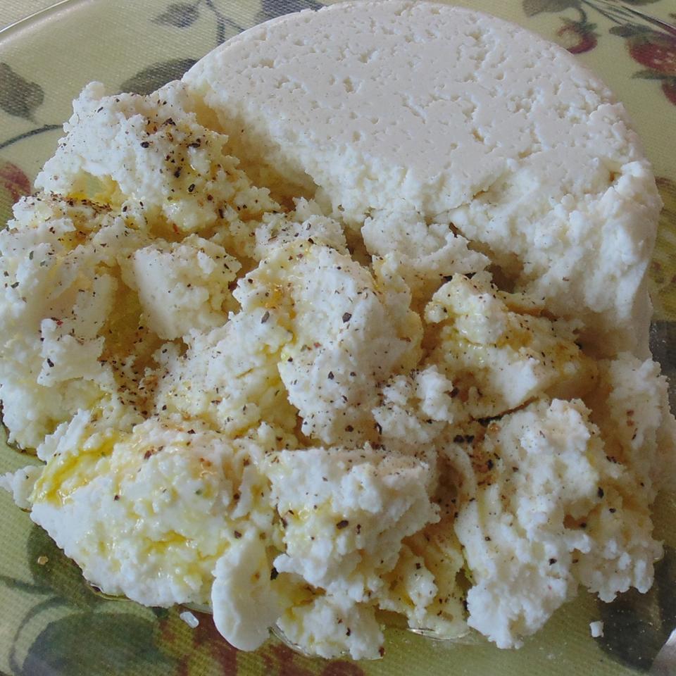 Chef John's Homemade Cheese