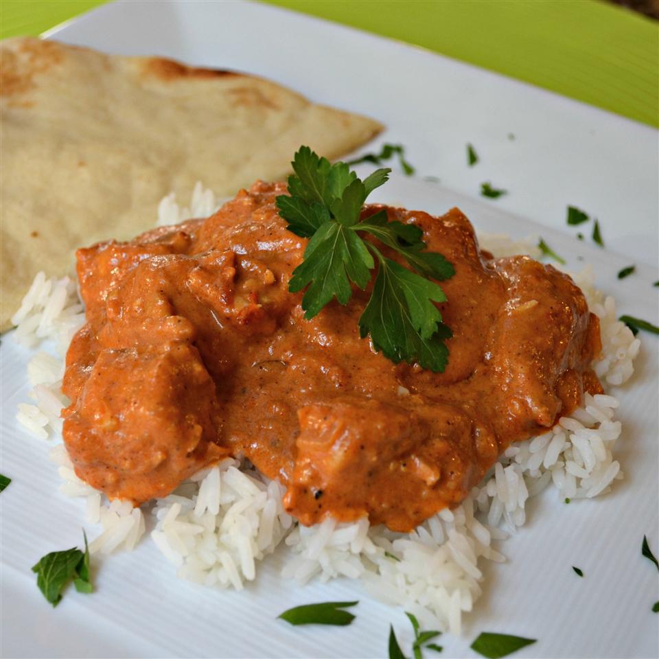Chicken Makhani (Indian Butter Chicken) MITCHMAN21