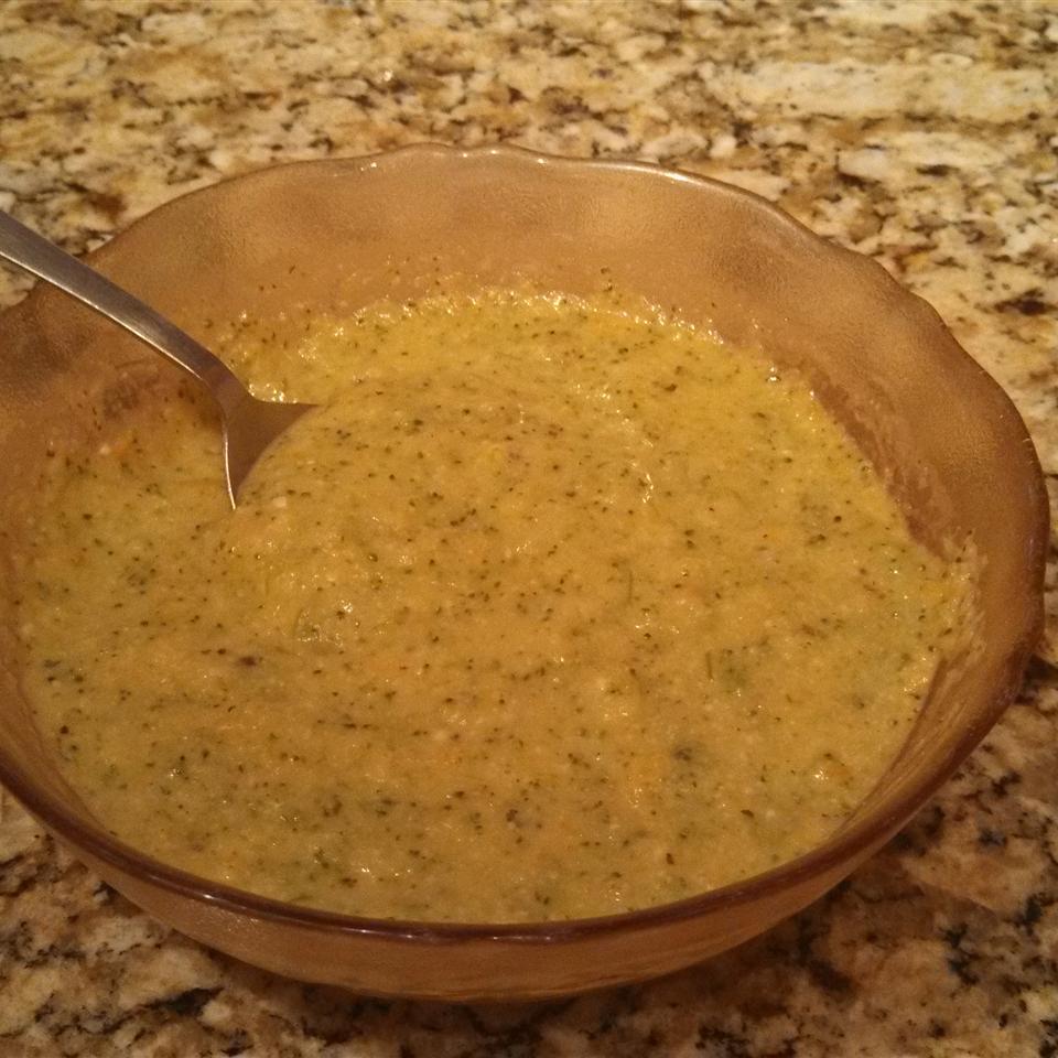 Vegan Broccoli Soup Vivian Lockhart