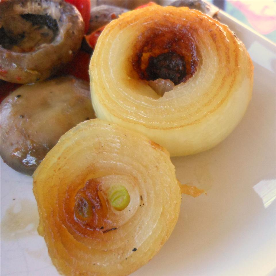 Grilled Onions Linda Smith