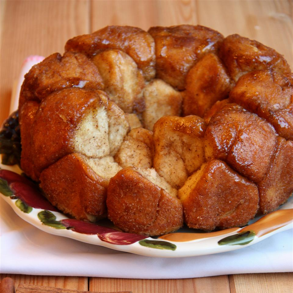 Monkey Bread from Scratch