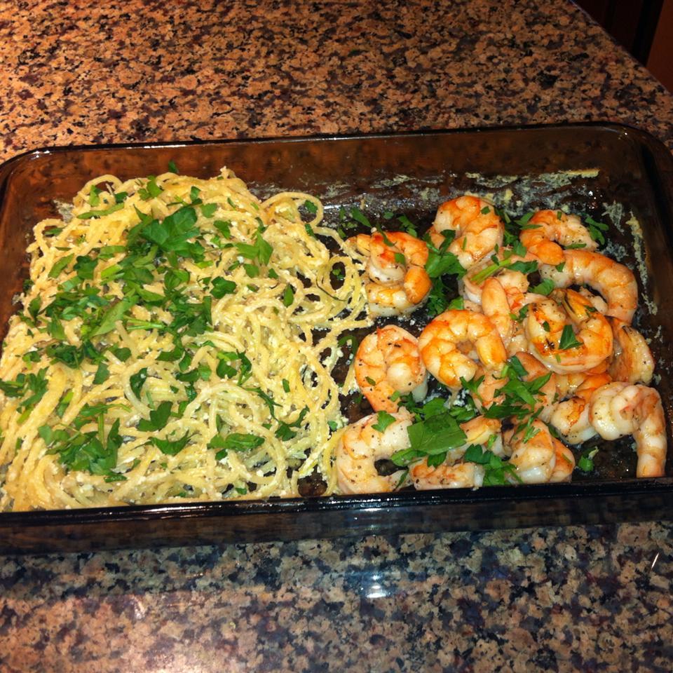 Lemon Parmesan Spaghetti Jennifer