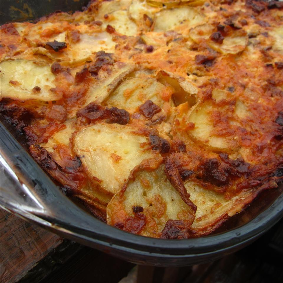 Man-Lovin' Potatoes