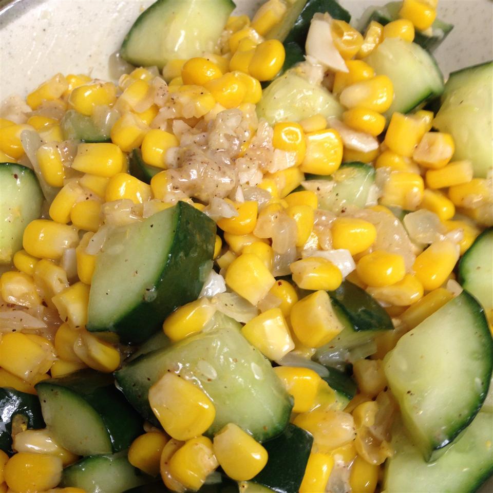 Jon's Corn and Zucchini Reyann Ramirez Baldomero