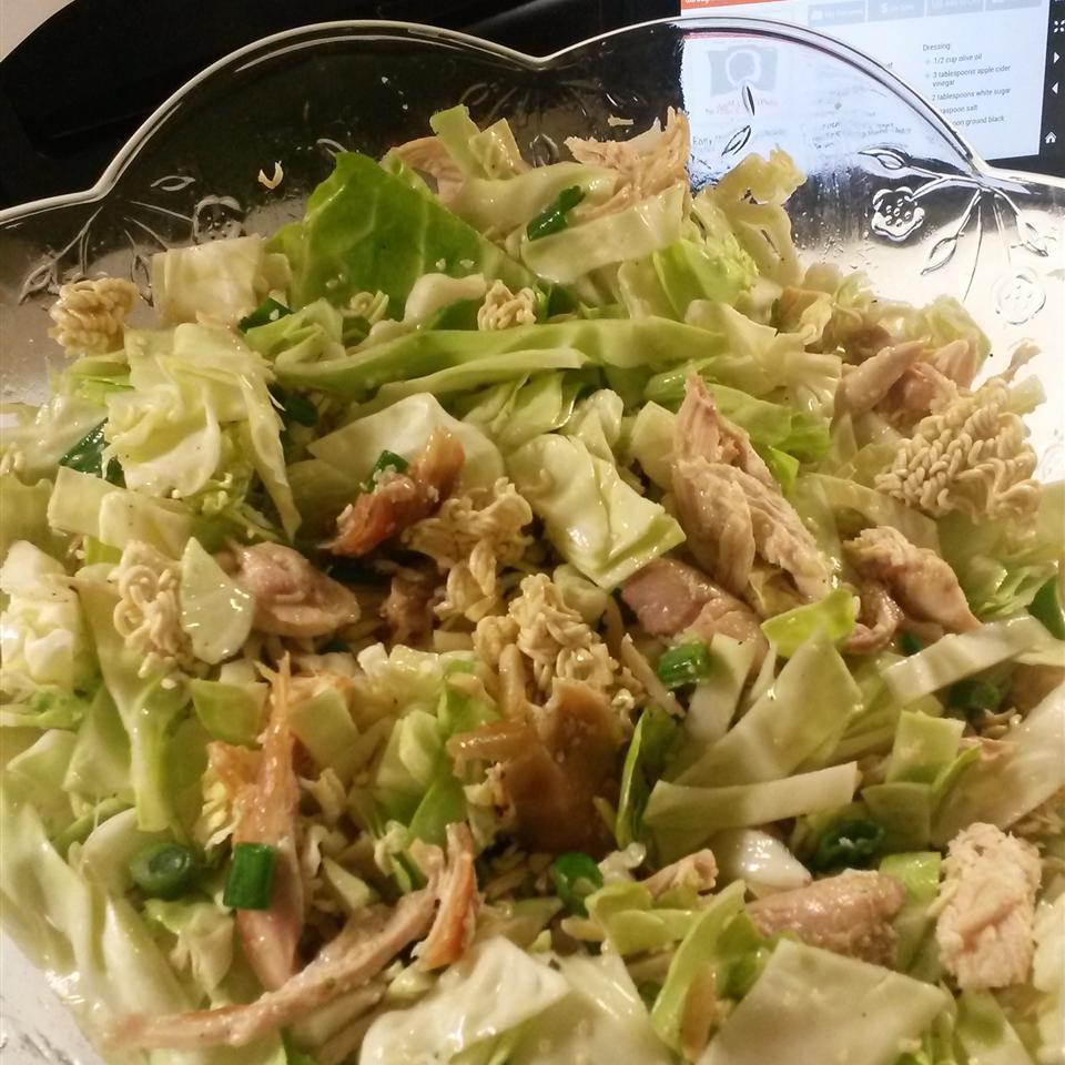 Easy Chinese Chicken Salad Rachel