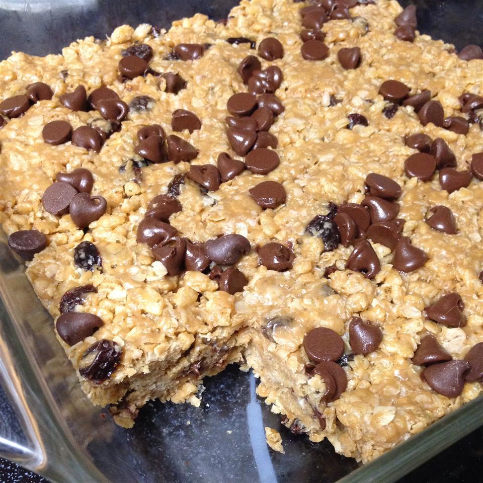 Josephine's No-Bake Granola Bars cookiegirl40