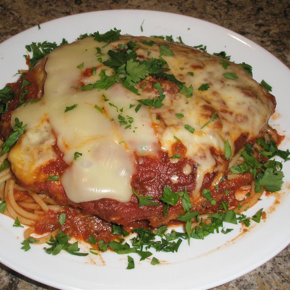 RAGÚ® Chicken Parmesan Tracey Ferrari Posner