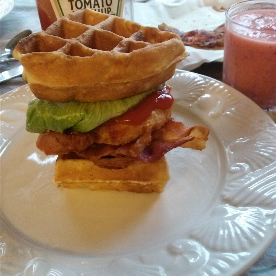 Chicken and Waffles olgaS