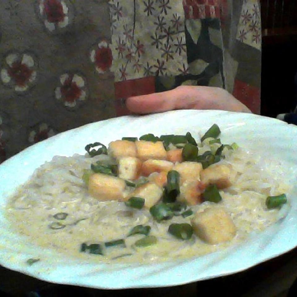 Vegan Coconut Curry with Tofu