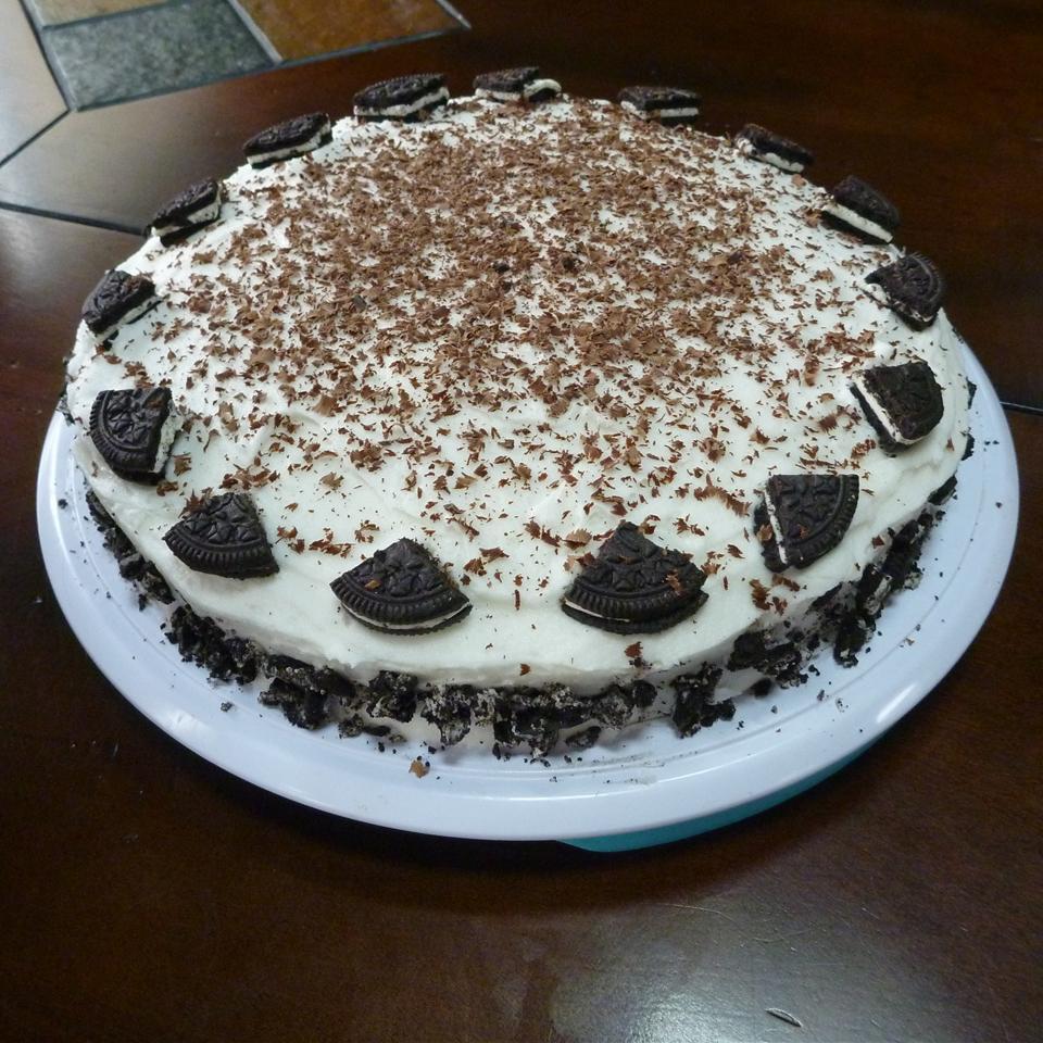 Chocolate Oreo(R) Cake