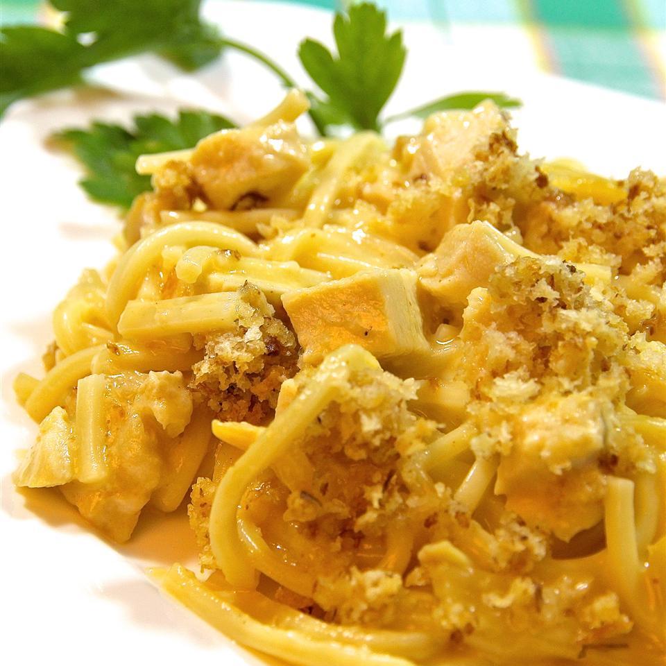 My Chicken Spaghetti Anonymous