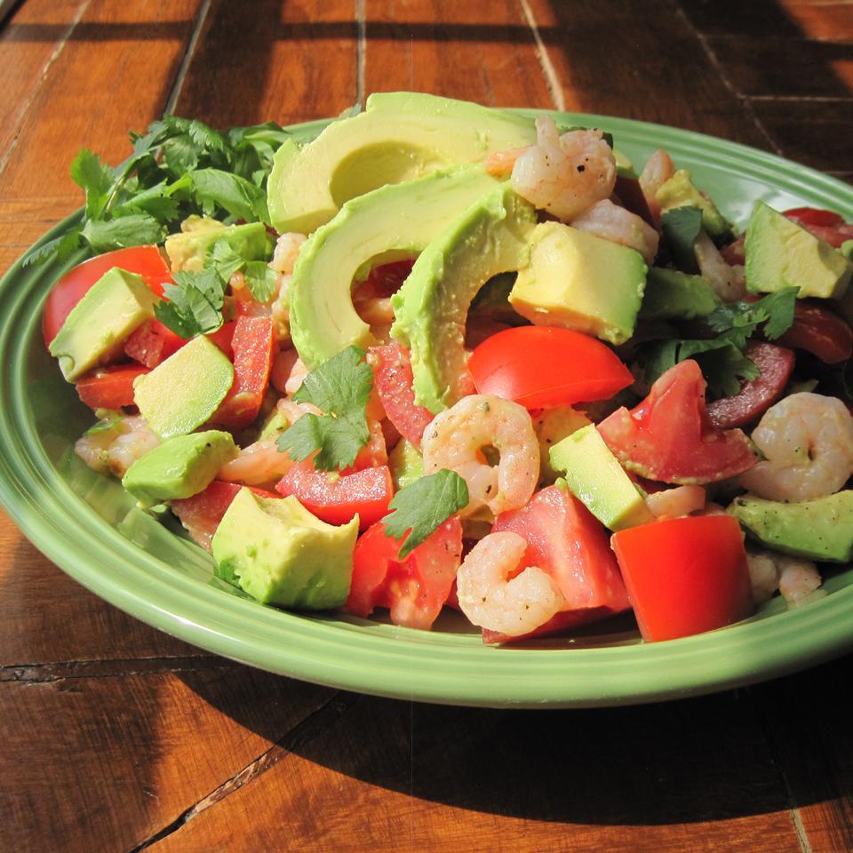 Avocado-Shrimp Salad_image
