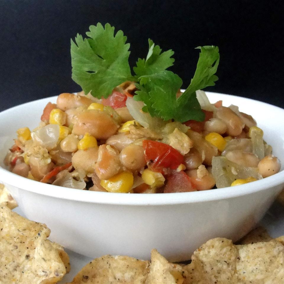 Crock-Pot(R) Chicken Chili Starr