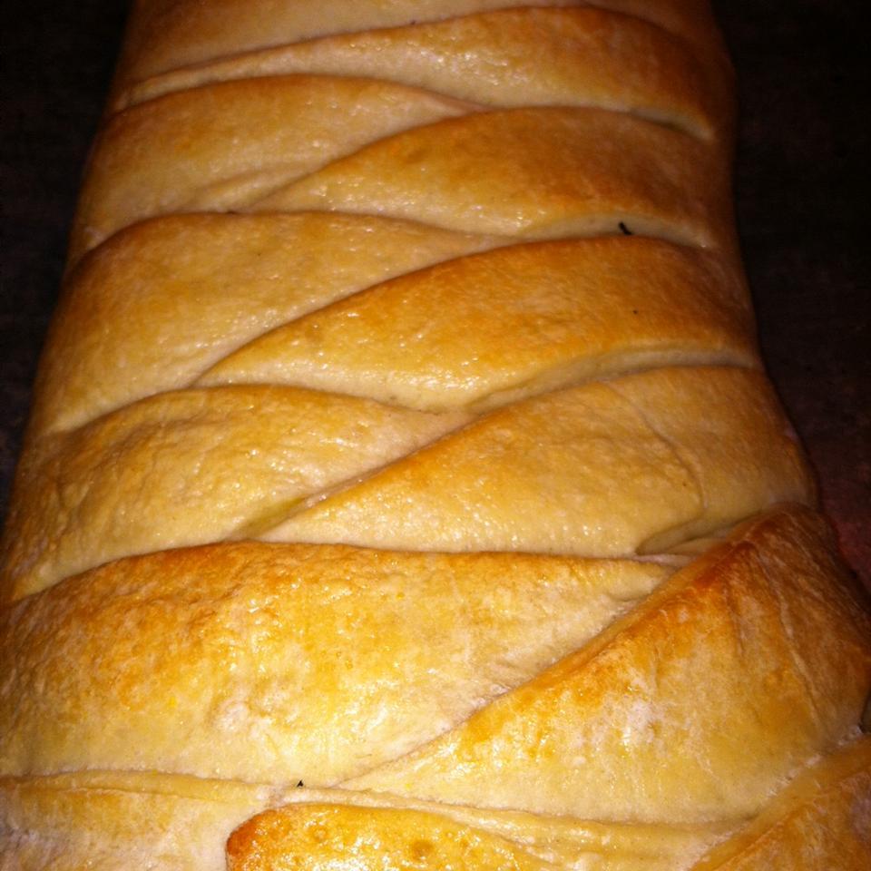 Ham and Cheese Picnic Bread
