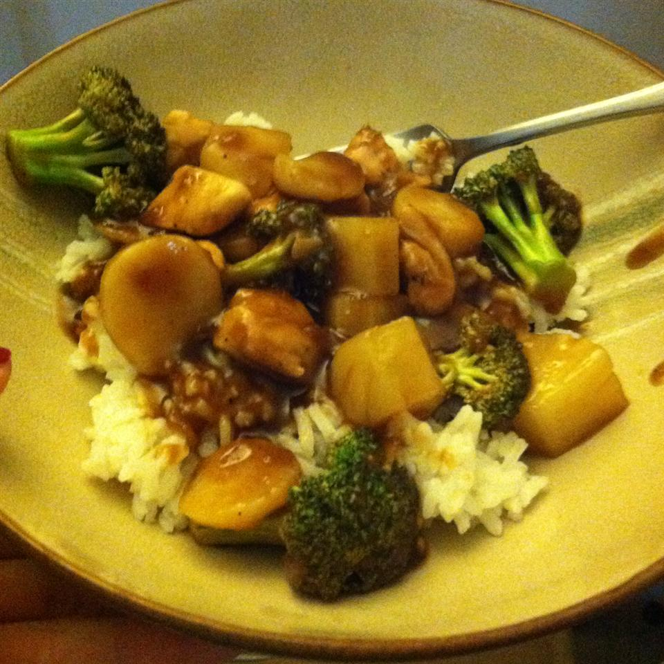 Sweet and Sour Chicken II Mare