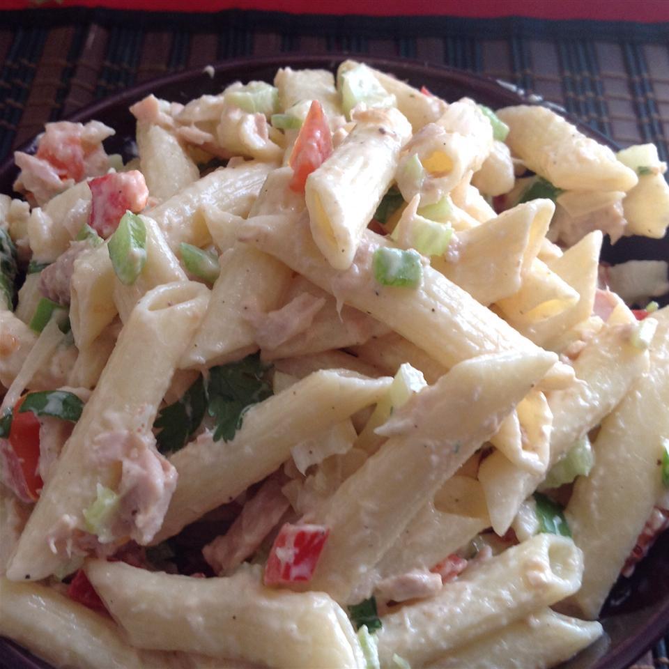 Macaroni Tuna Salad_image