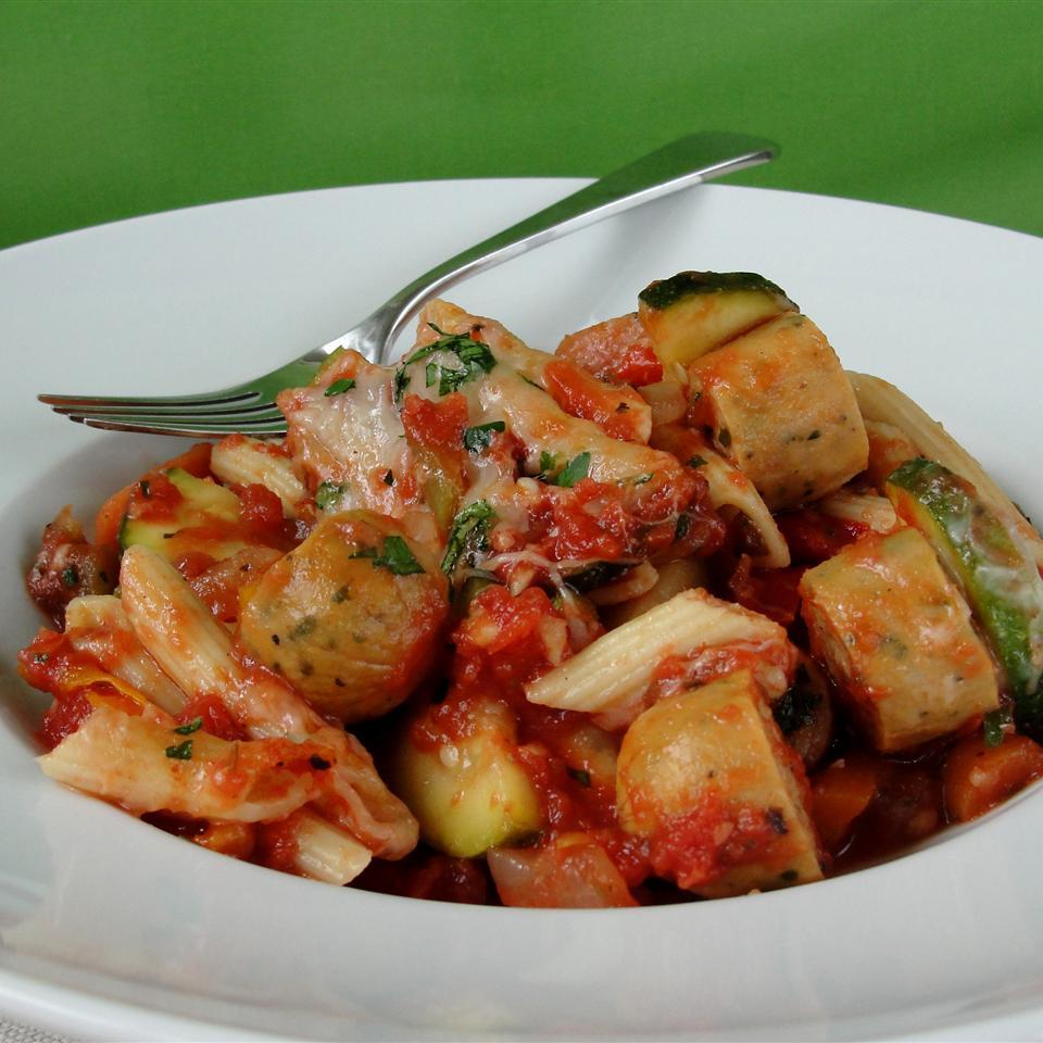 Contadina(R) Garden Vegetable Pasta Bake Rock_lobster