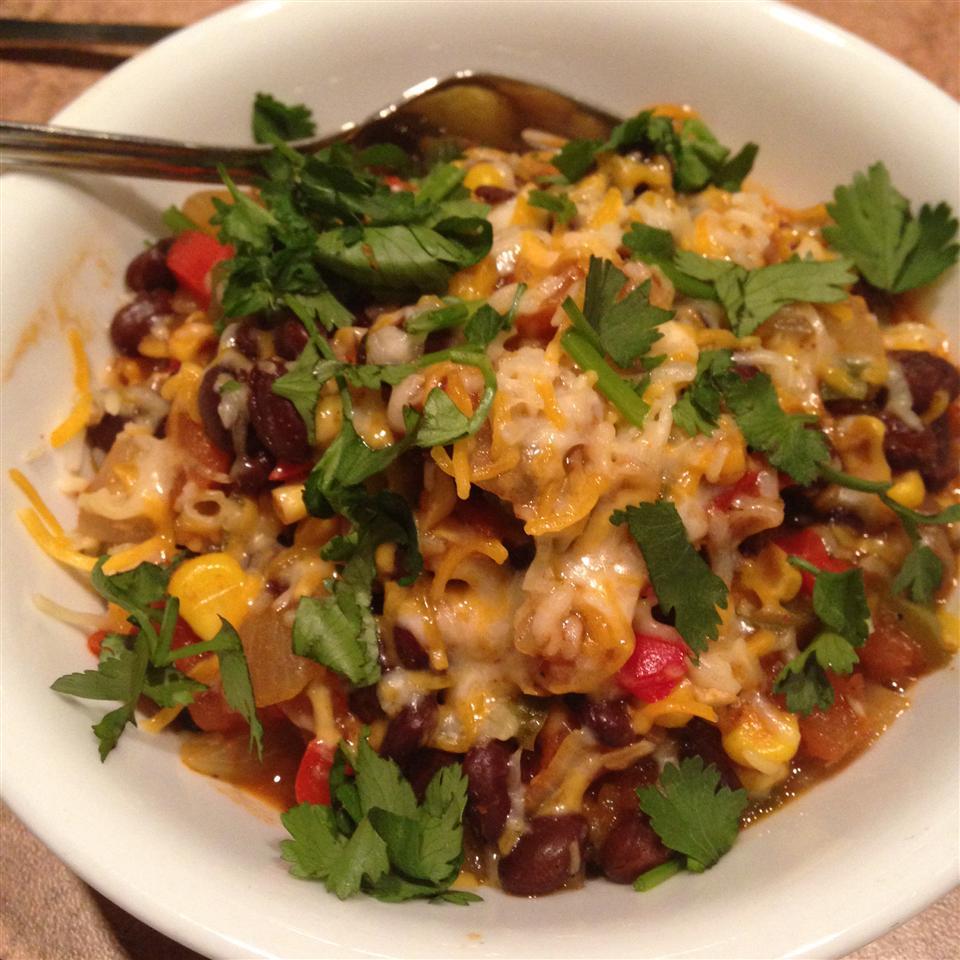 Summer Vegetarian Chili image