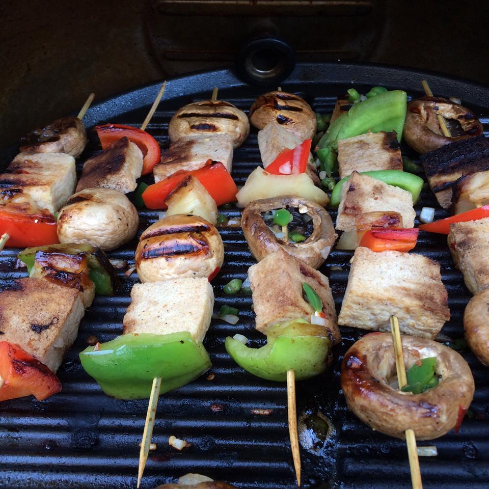 Grilled Tofu Skewers with Sriracha Sauce Allrecipes Community