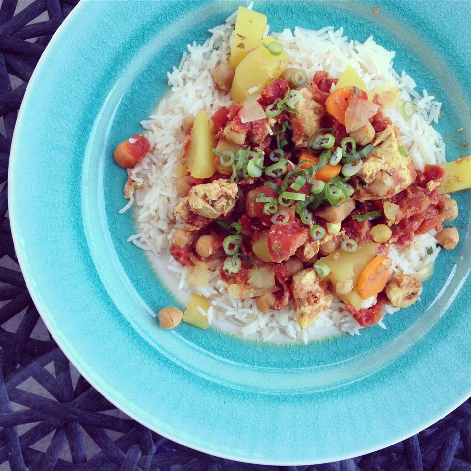 Slow Cooker Chicken Marrakesh KCOOPER78