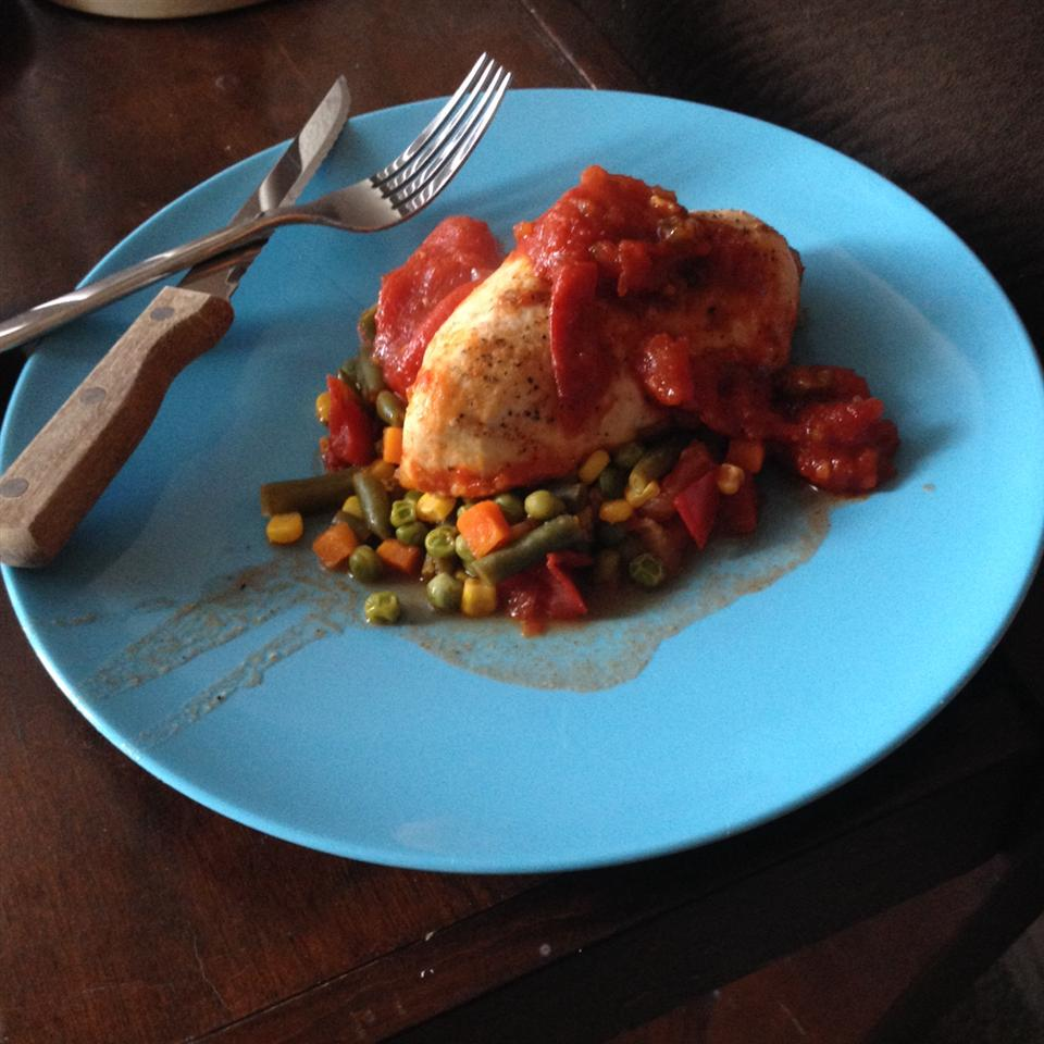 Tender Tomato Chicken Breasts KatKraintz