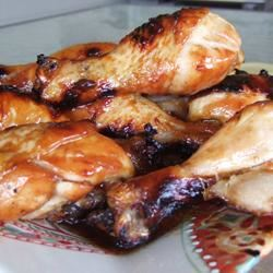 Mahogany Chicken Wings user