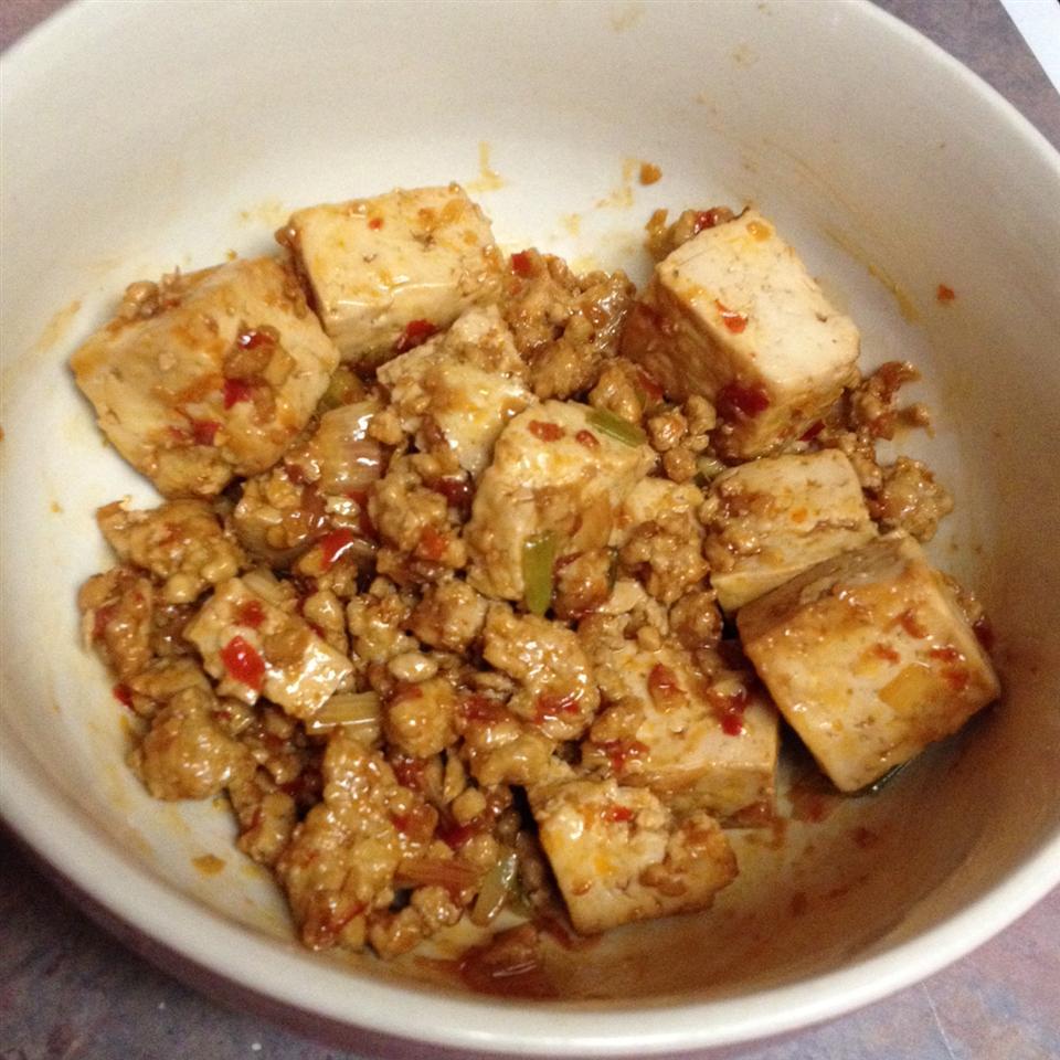 Chinese Mabo Tofu Lani Goldstein